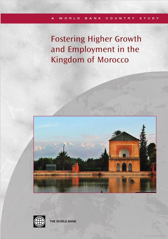 the binding constraints to growth in morocco growth lab